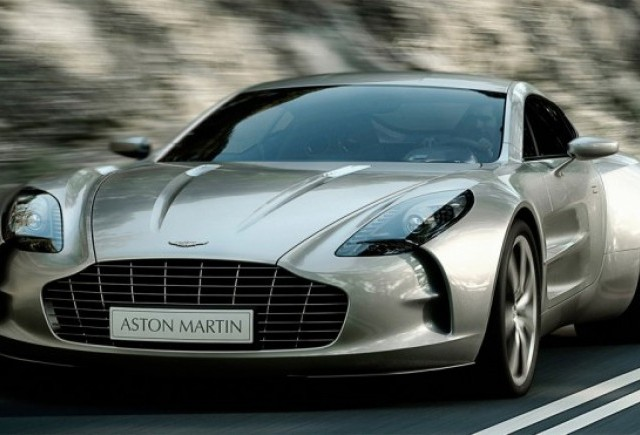 VIDEO: Sunetul lui Aston Martin One 77
