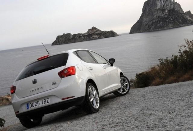 SEAT Ibiza sarbatoreste 25 de ani
