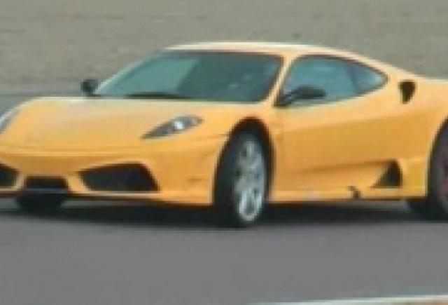 Video cu noul prototip Ferrari F450
