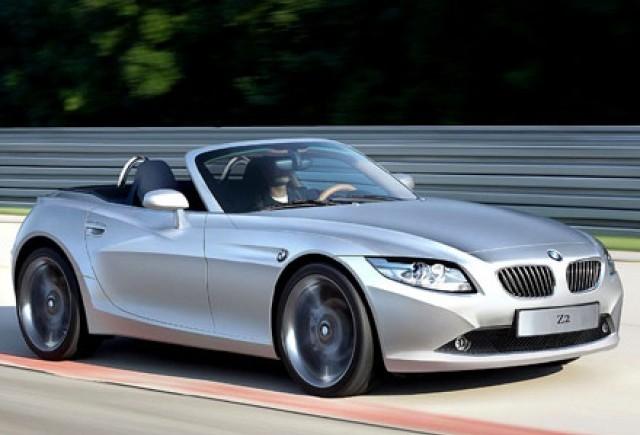BMW Z2 se indreapta spre dezvelirea de la Frankfurt