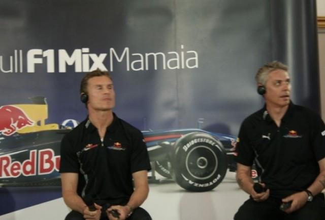 David Coulthard: Nu mai sunt pilotul de rezerva Red Bull