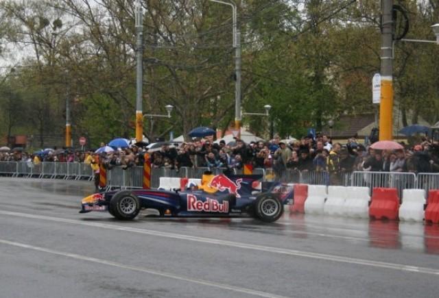 Formula 1 a debutat in Romania!