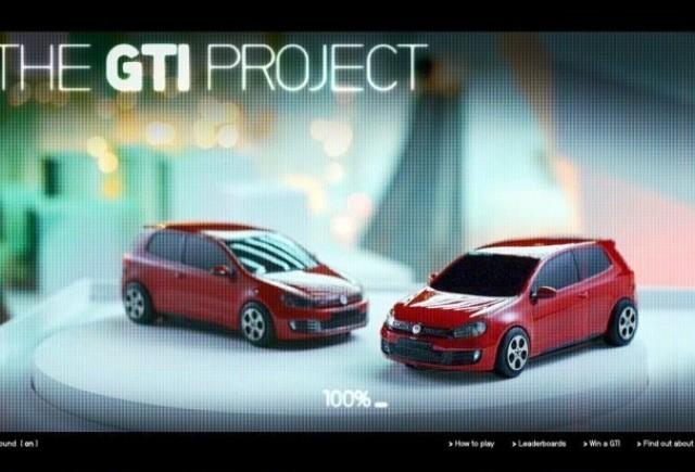 Volkswagen a lansat un joc video online