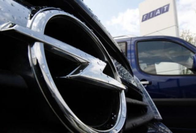 Fiat se pregateste sa cumpere Opel