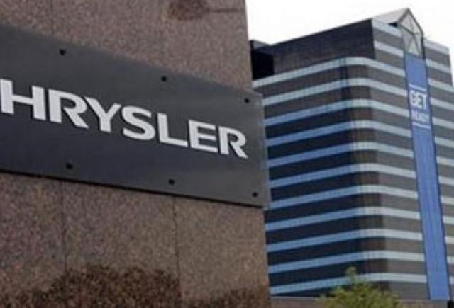 Chrysler se reorganizeaza dupa faliment