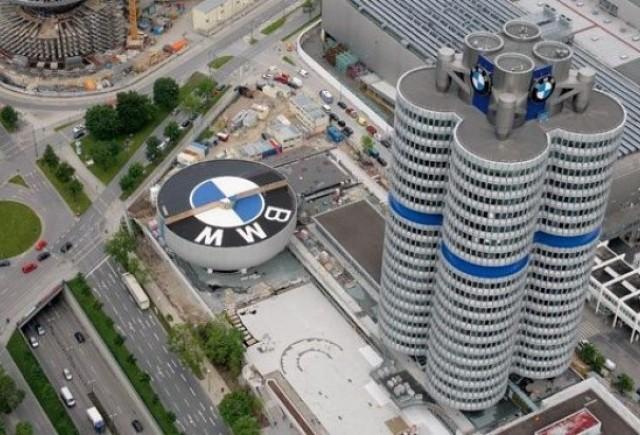 BMW este cea mai valoroasa companie germana