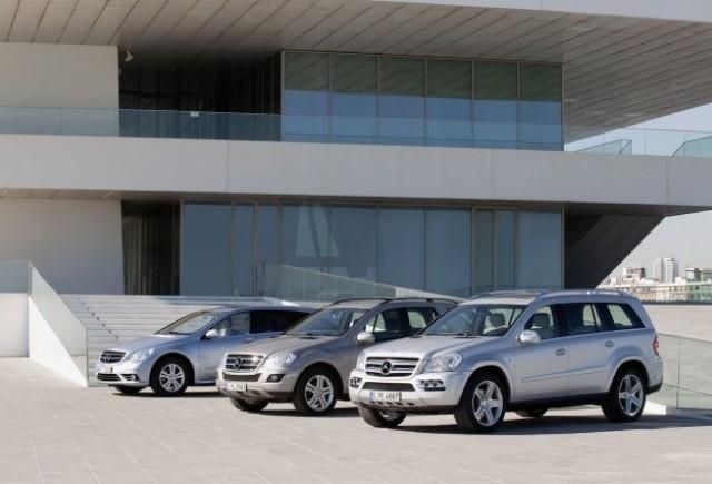 Mercedes va lansa noi modele SUV diesel BlueTEC