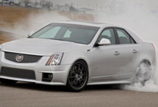 Hennessey lanseaza pachete de imbunatatiri pentru Cadillac CTS-V