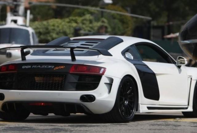 PPI RAZOR GTR bazat pe Audi R8