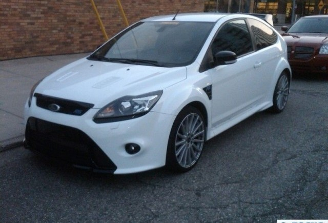 Ford Focus RS se indreapta spre SUA ?