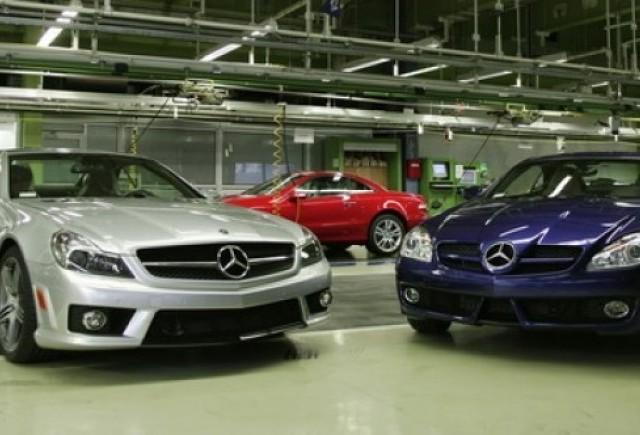 Incredibil: Vanzarile de masini au crescut in Germania in luna Aprilie