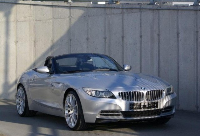 BMW Z4 Roadster: Sa inceapa tuningurile