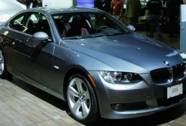 BMW a inregistrat pierderi de 55 milioane de euro in primul sfert al anului