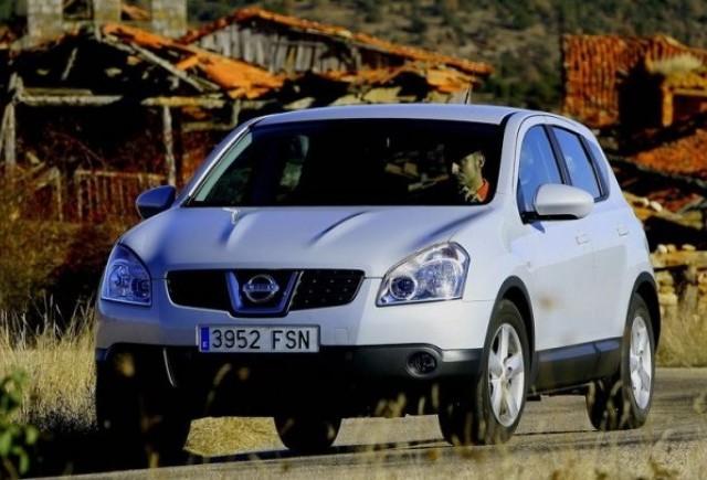 Vanzarile Nissan in Europa au scazut cu 16% in aprilie