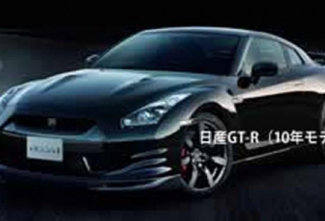 Zvonuri: Noul Nissan GT-R va primi mai multa putere si un kit de caroserie nou