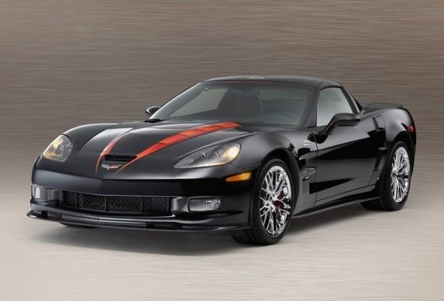 Un Corvette ZR1 unic va fi oferit ca premiu la o tombola caritabila