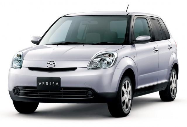 Mazda imbunatateste modelul Verisa