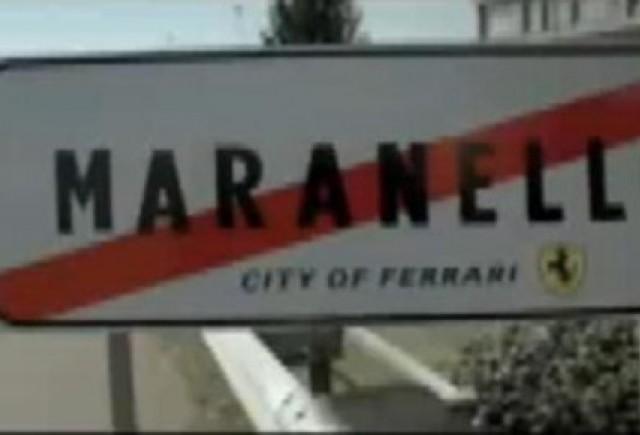 VIDEO: Audi R8 V10 la Maranello