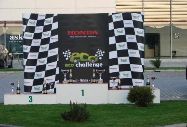Competitia Eco Challenge s-a incheiat cu succes