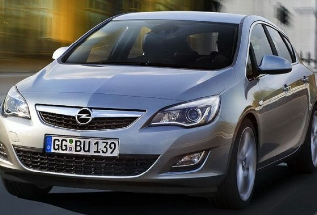 Noul Opel Astra!