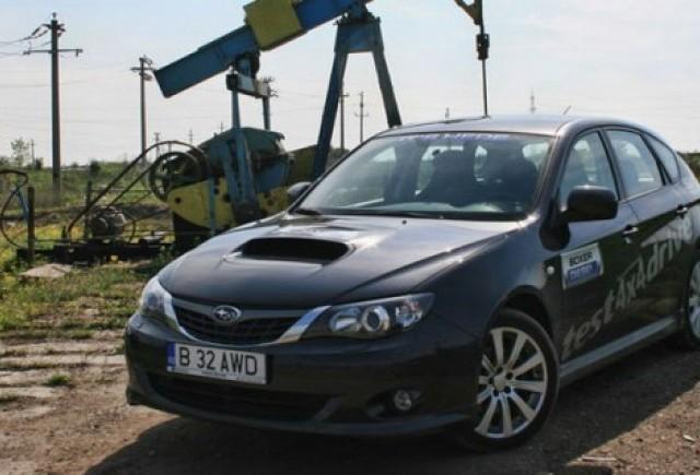 Am testat Subaru Impreza Diesel!