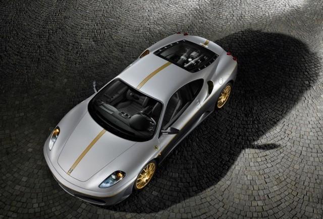 Editie speciala a Ferrari F430 vandut in scopuri umanitare