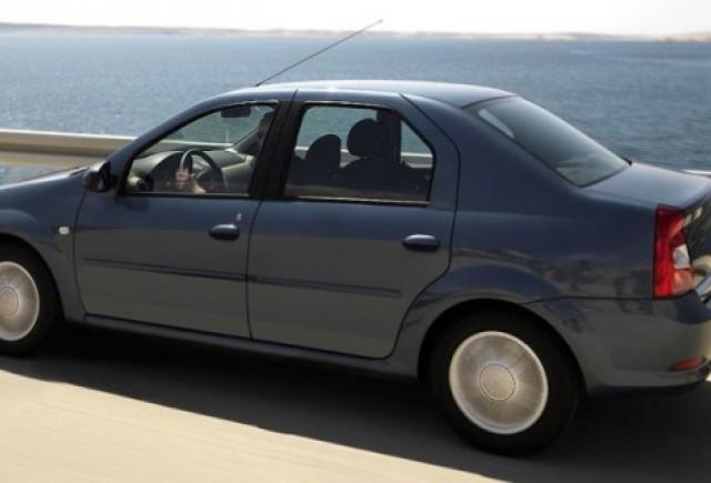 Dacia Logan cu motor de 1.2 litri si 75 CP