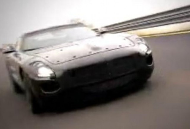 VIDEO: Promo la Mercedes SLS