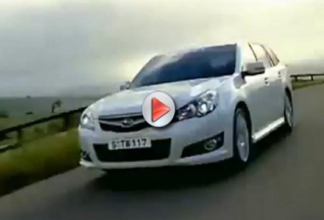 Video: Reclama la Subaru Legacy cu Robert De Niro