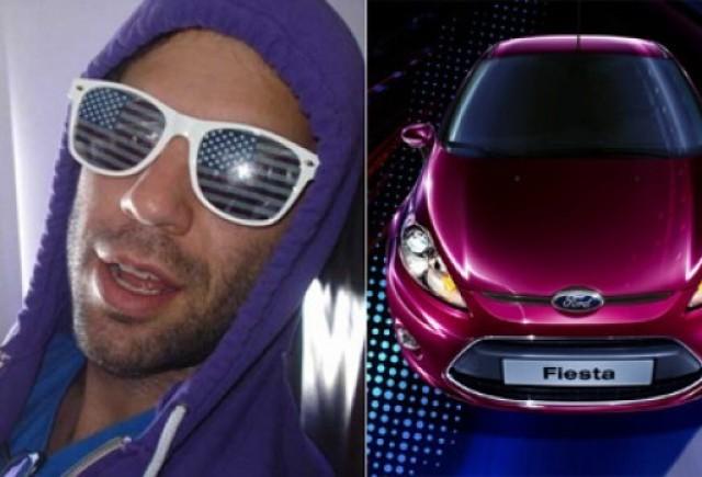 Prima masina din Ford Fiesta Movement furata in SUA
