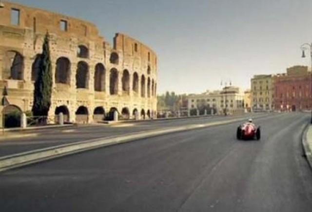 Roma isi prezinta proiectul de Formula 1