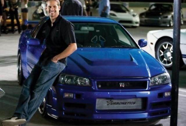 Masina din Fast & Furious a fost furata!