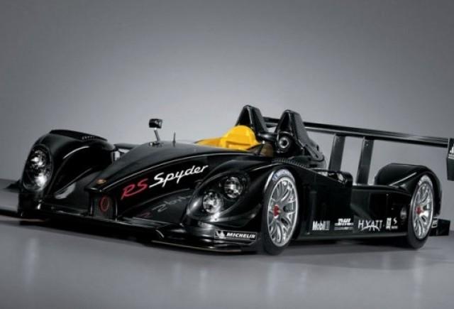 Porsche pregateste un nou model: RS Spyder