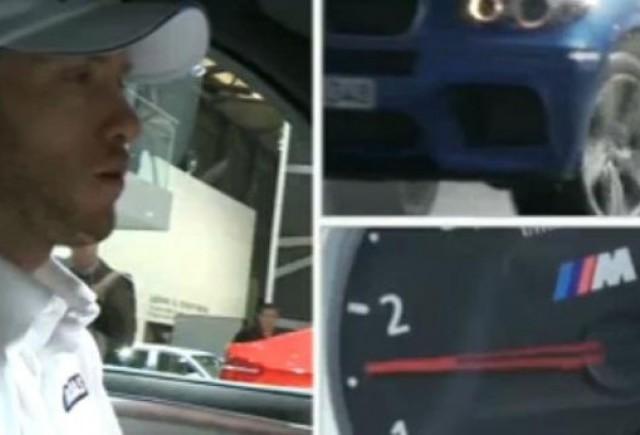 VIDEO: Nick Heidfeld promoveaza noul BMW X5 M
