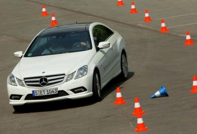 Noul Mercedes Clasa E Coupe vine in Romania