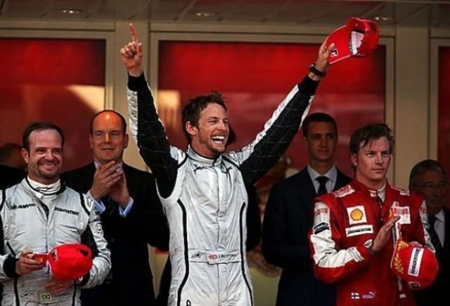 Brawn GP realizeaza o noua dubla la Monaco