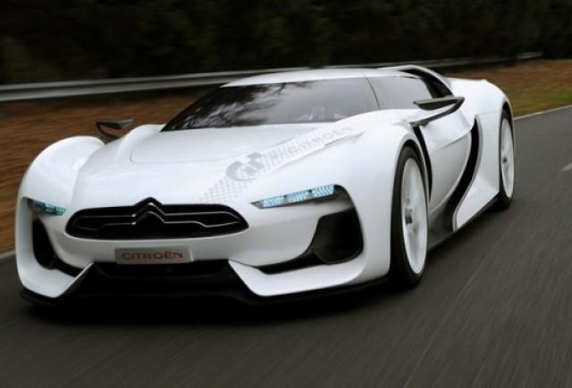 Conceptul Citroen GT si-a facut debutul pe circuit