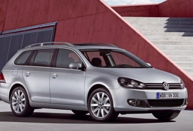 Noul VW Golf break vine in Romania din septembrie