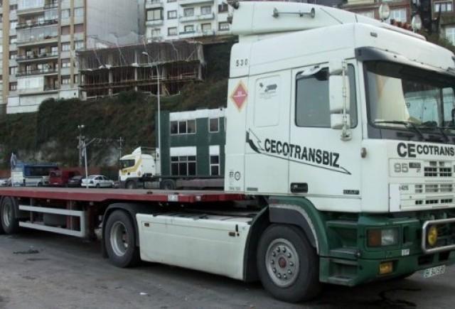 Taxa de 200 de lei pentru camionagii care tranziteaza Timisoara