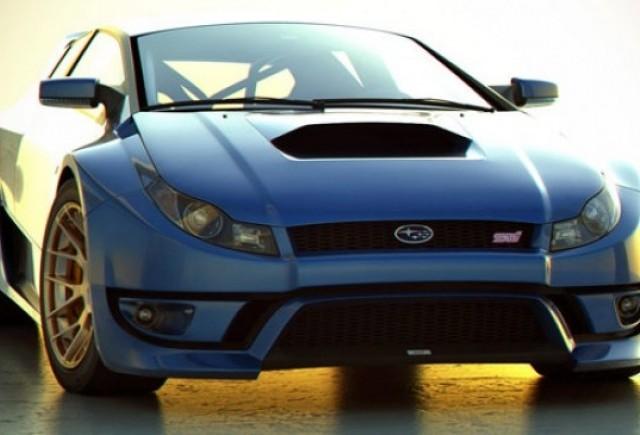VIDEO: Viitorul Subaru Impreza WRX STI