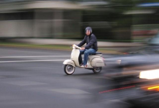 Permis de conducere pentru scutere