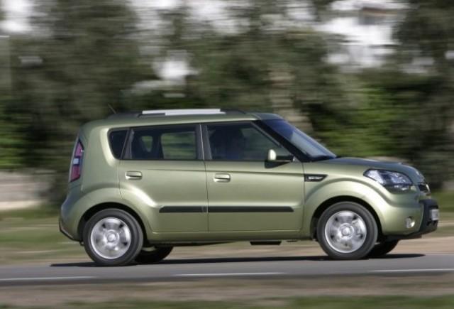 Kia Soul a luat 5 Stele la testele de siguranta Euro NCAP