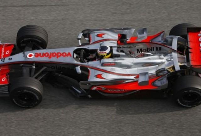 Interviu cu seful McLaren: 'Ne putem lua gandul de la sezonul 2009'