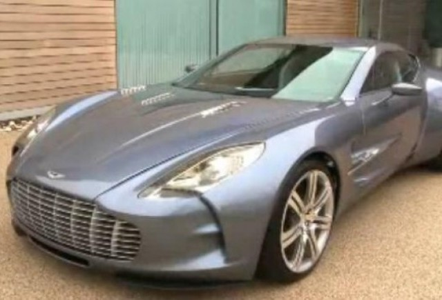 VIDEO: Seful Aston Martin vorbeste despre supercarul One-77