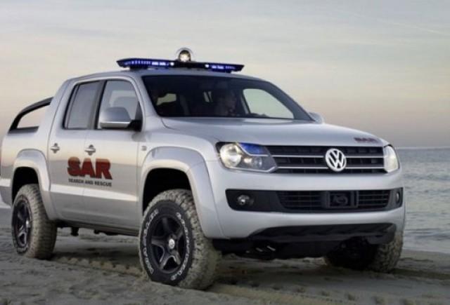 Amarok este numele primului pick-up Volkswagen