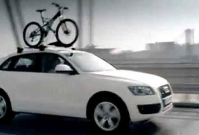 VIDEO: O noua reclama la Audi Q5