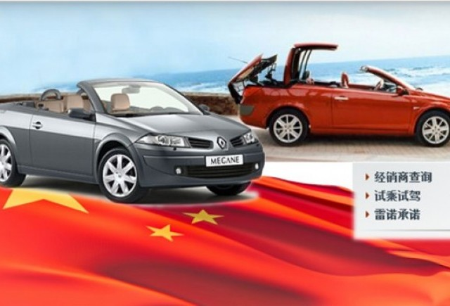 China interzice Renault pe motiv ca nu fac masini sigure