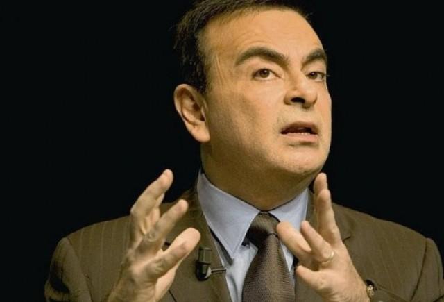 Carlos Ghosn cere eliminarea primei de casare