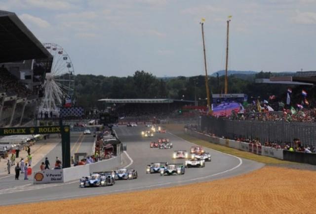 S-a dat startul la Le Mans in editia 2009 a cursei de 24 de ore