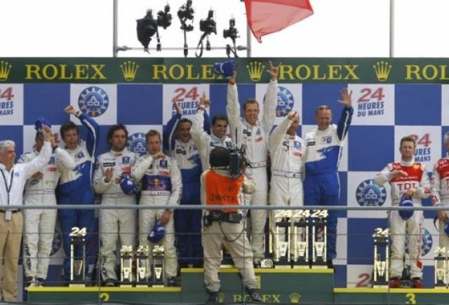 Peugeot reuseste sa se impuna la Le Mans